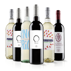 Free Autumn Virgin Wine Mixed Case