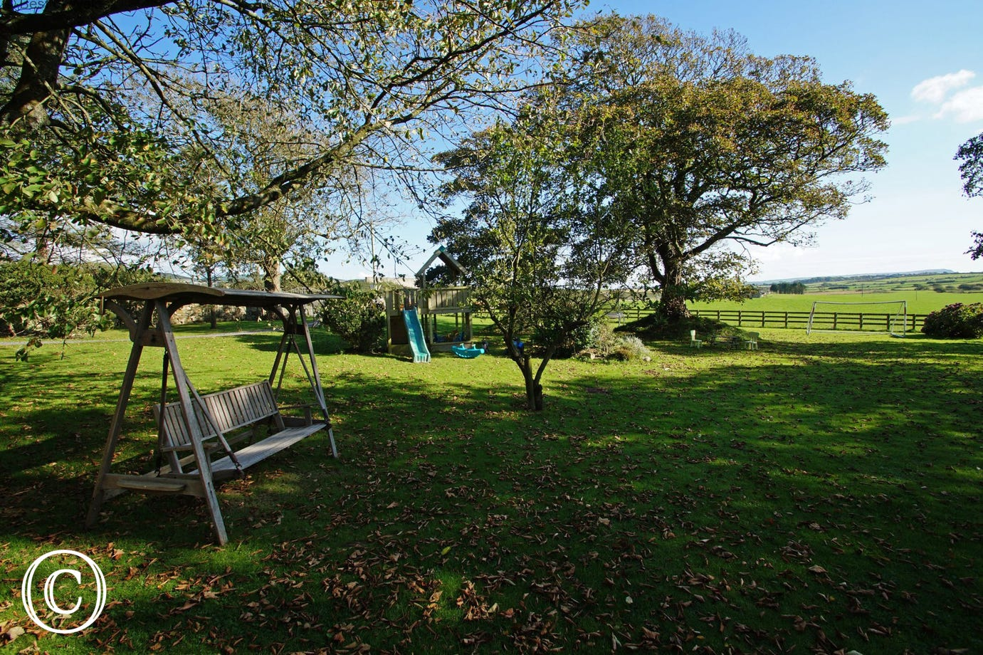 Child friendly holiday cottage with a large enclosed garden